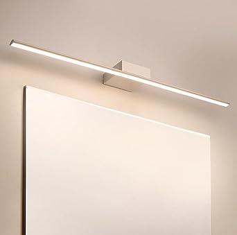 Yulight LED-Spiegel-Licht, 220V Badezimmer-Spiegel-Licht ...