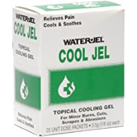 Water-Jel Technologies CJ25-600 3.5g Unit Dose Foil Pac