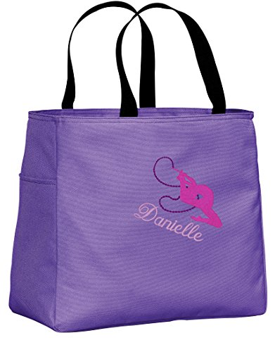 Personalized Gymnastics Shoulder Bag (Hyacinth/CSB0750-GY3) by ALL ABOUT ME (Image #8)