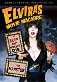 Elvira's Movie Macabre: The Brain That Wouldn't Die / The Manster