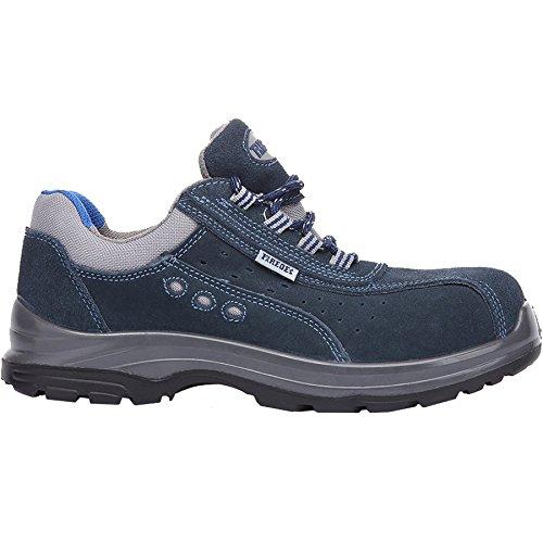 Paredes sp5022AZ41Osmio III–Zapatos de seguridad S1P talla 41AZUL