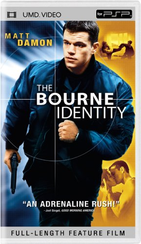The Bourne Identity (2002) (Widescreen) [UMD for PSP] for sale  Delivered anywhere in Canada