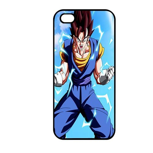 Coque,Phone Case Covers Cool Coque iphone SE & Coque iphone 5 & Coque iphone 5S Proof Dust Casing(Dragon Ball Z Battle Of Gods)