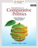 img - for MindTap Political Science, 1 term (6 months) Printed Access Card for Kesselman/Krieger/Joseph's Introduction to Comparative Politics: Political Challenges and Changing Agendas, 8th book / textbook / text book