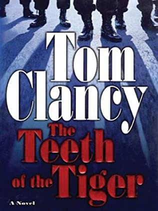 book cover of The Teeth of the Tiger