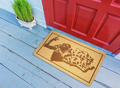 VONAVIroom Hip Hop Doormat Sweet Home Supplies Décor Accessories Unique Gift Handmade Present Idea Original Design Commercial Outside Inside Personalized Quotes Exterior]()