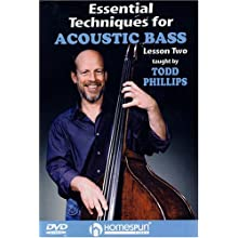 DVD-Essential Techniques for Acoustic Bass #2