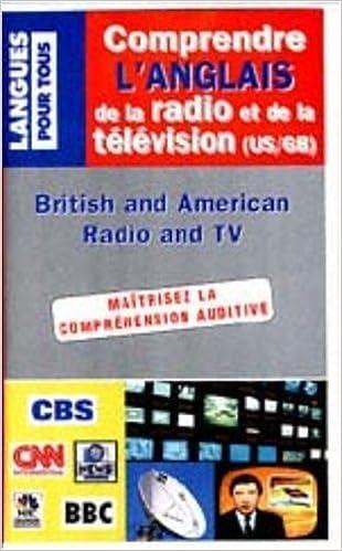 Lire un Anglais de radio et de télévision pdf