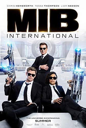 - Men in Black International Poster 11x17 Inch Promo Movie Poster MIB
