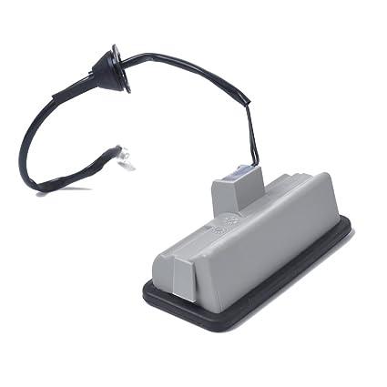 Negro /3/m5119b514/de AC 1346324/ Vosarea para 12/V 0.1/A Port/ón Abridor Interruptor para Ford C MAX Focus/