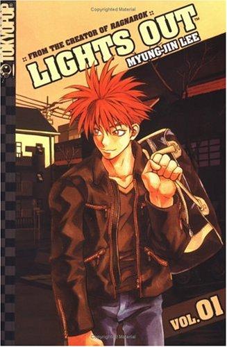 Lights Out Volume 1 (Lights Out (Tokyopop)) (v. 1)
