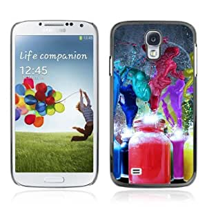 YOYOSHOP [Abstract Paint Splash art] Samsung Galaxy S4 Case