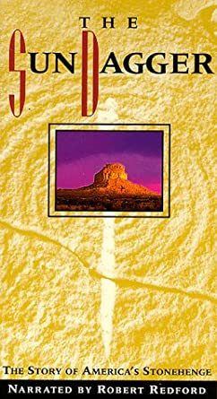 59e2cc9c845d Amazon.com  Sun Dagger America s Stonehenge  VHS   Sacred Ways ...