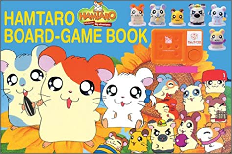 Read Hamtaro Board Game Book PDF, azw (Kindle), ePub, doc, mobi