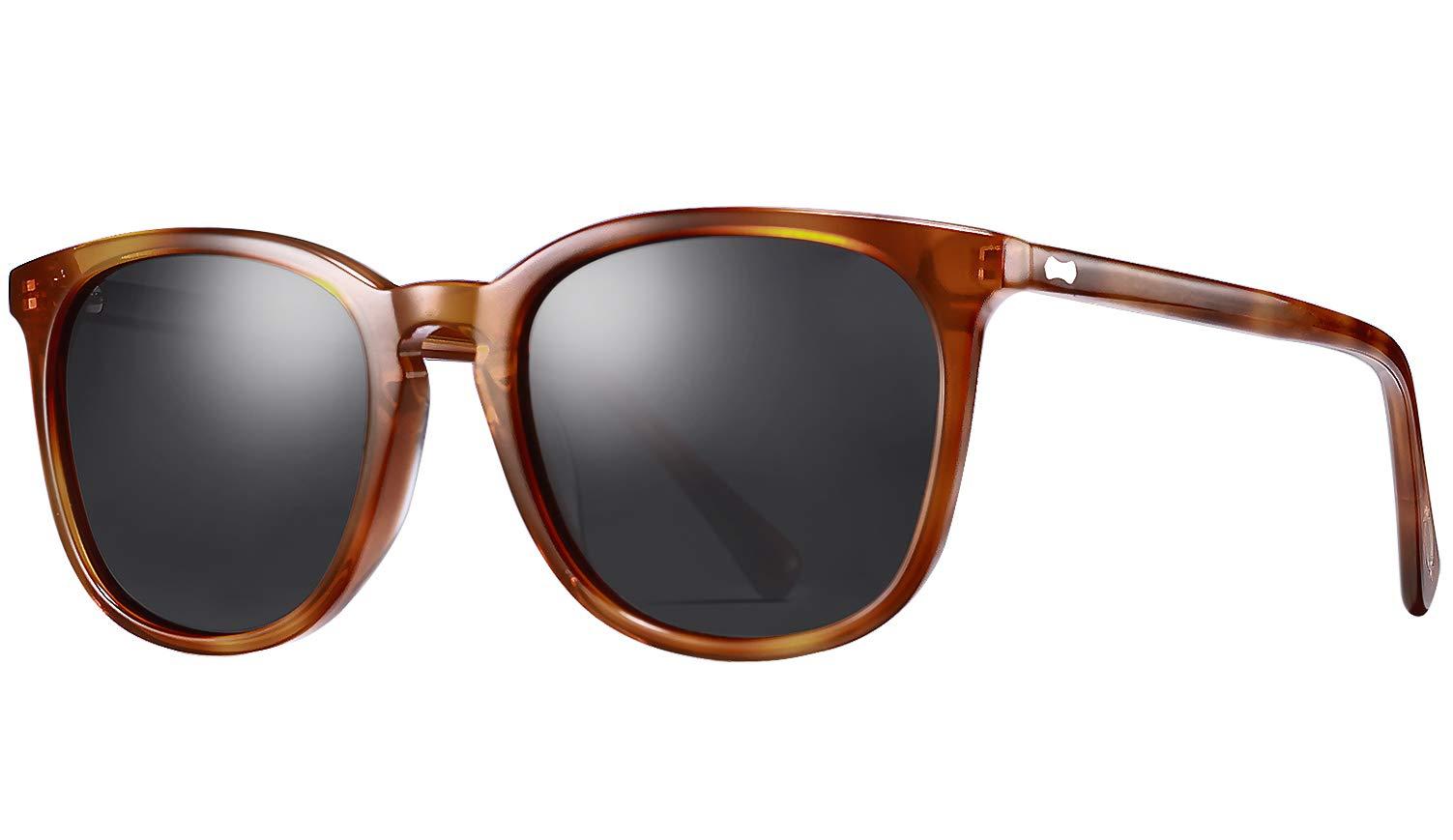 Carfia Polarized Sunglasses for Women Stylish Outdoor Eyewear UV400 Protection by Carfia