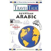 Traveltalk Egyptian Arabic: Travel Survival Kit. 1 Cassette, Audio Guide & Book