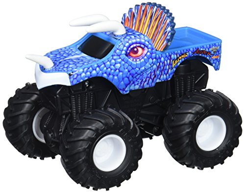 Hot Wheels Monster Jam Rev Tredz Jurassic Attack Vehicle