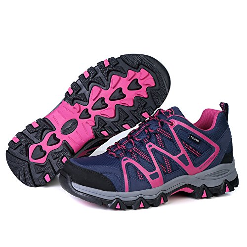 Pictures of The First Outdoor Women Waterproof Breathable Climbing 854601R16W41 4