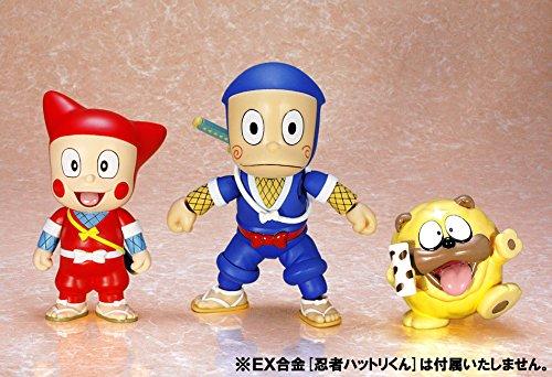 EX alloy PLUS + Ninja Hattori-Kun hatrishinzou & lion-Maru ...