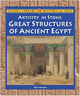 Amazon com: Lucent Library of Historical Eras - Artistry in Stone