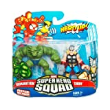 Marvel Superhero Squad Series 17 Mini 3 Inch Figure 2Pack Thor & Abomination