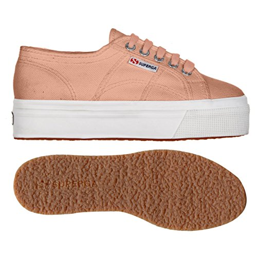 And rosa Superga Up da pesca donna Down 2790acotw Linea sneakers qSAtSvfH