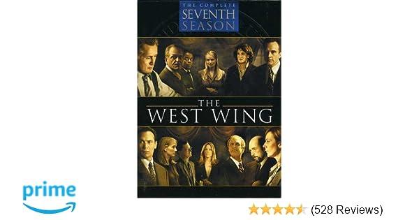 Amazon com: The West Wing: Season 7: Martin Sheen, Bradley Whitford