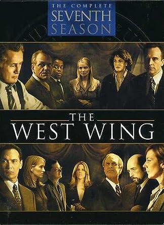 Amazoncom The West Wing Season 7 Martin Sheen Bradley Whitford