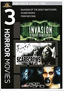 Invasion of the Body Snatchers / Scarecrows / From Beyond (Three-Pack)