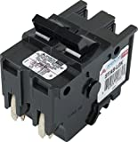 American/Federal Pacific Circuit Breaker, 2-Pole 50-Amp Thick Series