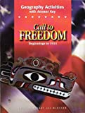 Call to Freedom, Beginnings to 1914, Holt, Rinehart and Winston Staff, 0030544939