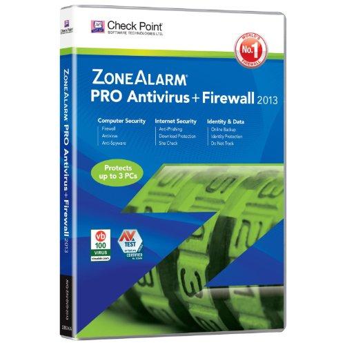 (ZoneAlarm PRO Antivirus+ Firewall 2013 (PC) (UK IMPORT))