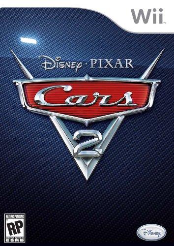 Disney Pixar Cars 2 - Wii Standard Edition (Cars Video Game Wii)
