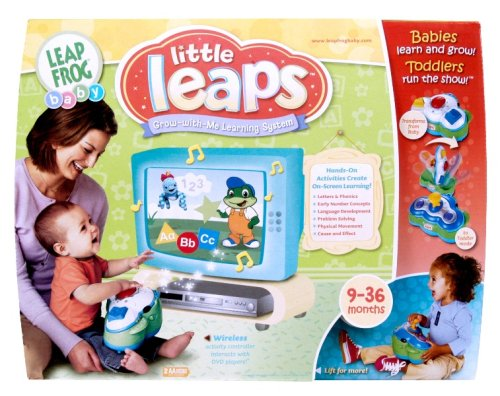 Little Leaps Grow-with-Me Learning System