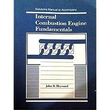 Amazon john b heywood books internal combustion engine fundamentals solutions manual fandeluxe Gallery