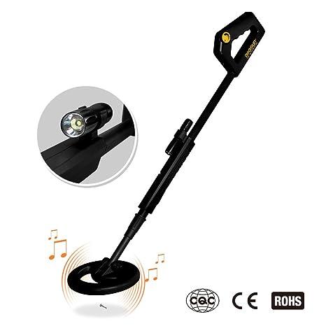 Amazon.com : allsun Beach Junior Metal Detector for Kids Handheld Sand Gold Digger Toys for Boy Girl High Sensitivity LCD Display Treasure Hunter Gifts ...