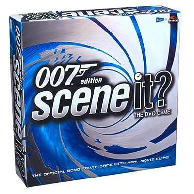 Scene It James Bond DVD Game: Toys & Games
