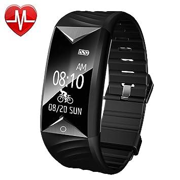 Amazon.com: YAMAY Fitness Tracker con monitor de frecuencia ...