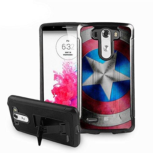 Shell Case Hybrid V4 For LG G3 Mini