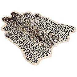 Assyrian Carpet - Imitation Animal Carpet Mats Floor Mat Home Bedroom Carpets Rugs Decor E5m1 - Stick Yin 60 Underlay Pet Foam Nails Shampoo Skid Wand