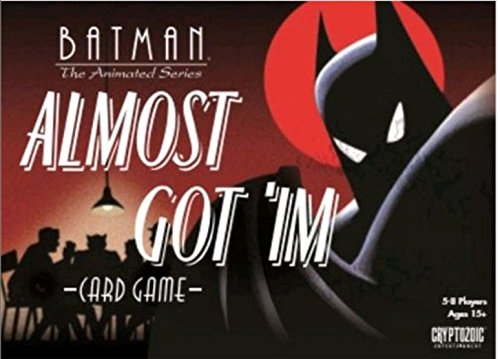 Batman Almost Got Im Card Game (8 Player)