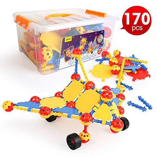 LBLA Building Toys for Kids 170 PCS STEM Educat...