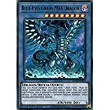 Blue-Eyes Chaos MAX Dragon - LDS2-EN016 - Ultra Rare - 1st Edition
