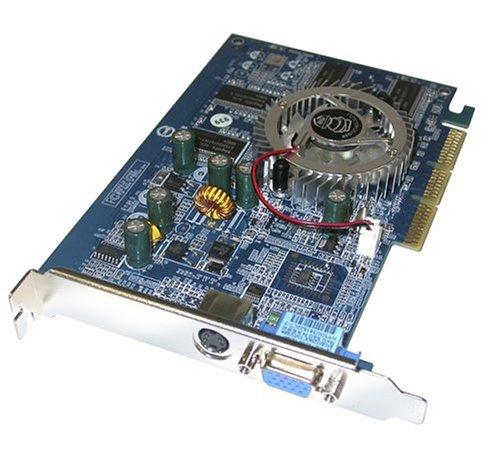 Fx5500 Agp Geforce (BFG Technologies NVIDIA GeForce FX5500 290MHz 256MB DDR AGP 4X/8X Video Card (BFGR55256OC))