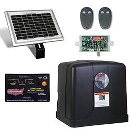 Us Automatic Patriot >> Amazon Com Usautomatic Patriot Rsl Solar Charged Slide