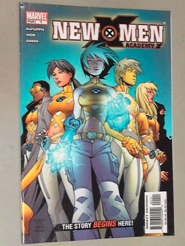 NEW X-MEN, ACADEMY X, #5 (COMIC BOOK) [Paperback] by DEFILIPPIS