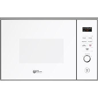 Microondas Encastrable Blanco EMEGW20L 20 litros 5 niveles de potencia