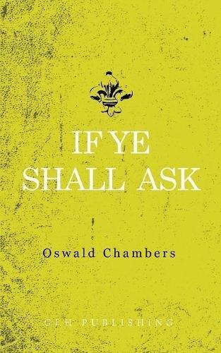 If Ye Shall Ask pdf epub