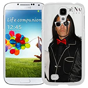 Beautiful Designed Cover Case With The Black Eyed Peas Glasses Girl Haircut Light (2) For Samsung Galaxy S4 I9500 i337 M919 i545 r970 l720 Phone Case