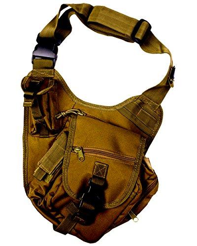 Tattico militare a tracolla da viaggio, borsa per denaro per cintura, motivo: britannico